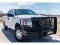 Ford F150 XL SuperCab 4x4 Oxford White photo #1