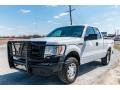 Ford F150 XL SuperCab 4x4 Oxford White photo #8