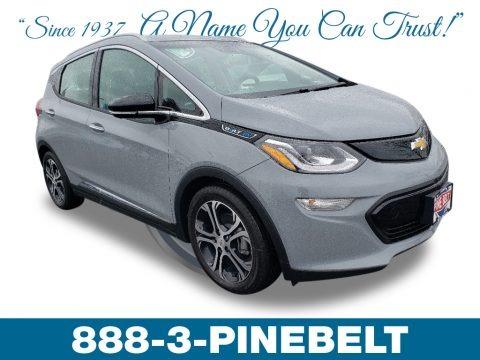 Slate Gray Metallic 2019 Chevrolet Bolt EV Premier