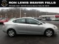 Dodge Dart Aero Bright Silver Metallic photo #1