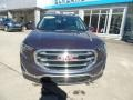 GMC Terrain SLT AWD Blue Steel Metallic photo #2
