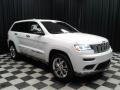 Jeep Grand Cherokee Summit 4x4 Bright White photo #4