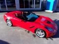 Chevrolet Corvette Stingray Convertible Torch Red photo #2