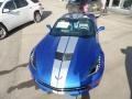 Chevrolet Corvette Stingray Convertible Elkhart Lake Blue Metallic photo #4