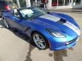 Chevrolet Corvette Stingray Convertible Elkhart Lake Blue Metallic photo #18