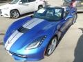Chevrolet Corvette Stingray Convertible Elkhart Lake Blue Metallic photo #20