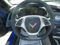 Chevrolet Corvette Stingray Convertible Elkhart Lake Blue Metallic photo #28