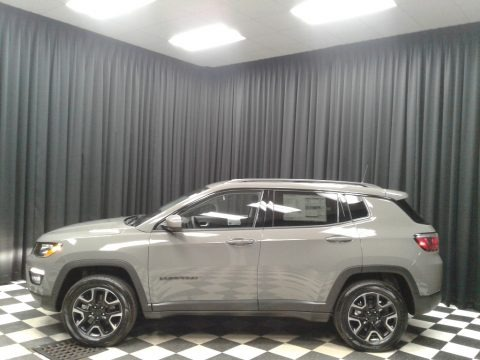Sting-Gray 2019 Jeep Compass Sport 4x4