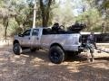 Ford F350 Super Duty Lariat Crew Cab 4x4 Dually Sterling Gray Metallic photo #15