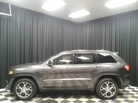 Granite Crystal Metallic 2019 Jeep Grand Cherokee Limited 4x4