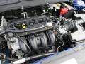 Ford Fusion SE Deep Impact Blue Metallic photo #17
