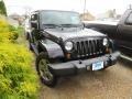 Jeep Wrangler Unlimited Sahara 4x4 Black photo #3