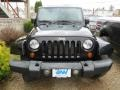 Jeep Wrangler Unlimited Sahara 4x4 Black photo #4