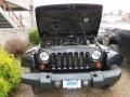 Jeep Wrangler Unlimited Sahara 4x4 Black photo #5