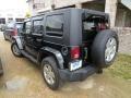 Jeep Wrangler Unlimited Sahara 4x4 Black photo #10