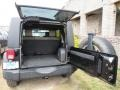 Jeep Wrangler Unlimited Sahara 4x4 Black photo #12