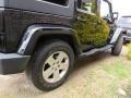 Jeep Wrangler Unlimited Sahara 4x4 Black photo #16