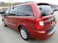 Chrysler Town & Country Touring Deep Cherry Red Crystal Pearl photo #3