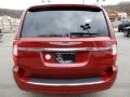 Chrysler Town & Country Touring Deep Cherry Red Crystal Pearl photo #4