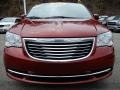 Chrysler Town & Country Touring Deep Cherry Red Crystal Pearl photo #10