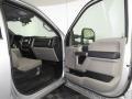 Ford F250 Super Duty XLT Crew Cab 4x4 Ingot Silver photo #13