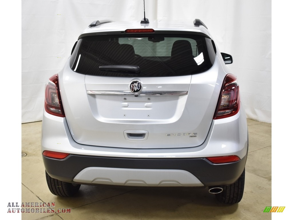 2019 Encore Essence AWD - Quicksilver Metallic / Ebony photo #3