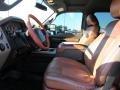 Ford F350 Super Duty Lariat Crew Cab 4x4 Tuxedo Black photo #20