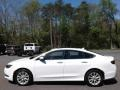 Chrysler 200 C Bright White photo #1