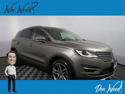 Magnetic 2017 Lincoln MKC Reserve AWD