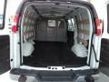 GMC Savana Van 2500 Cargo Summit White photo #24