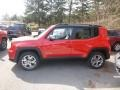 Jeep Renegade Limited 4x4 Colorado Red photo #3