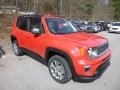 Jeep Renegade Limited 4x4 Colorado Red photo #8