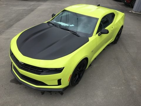 Shock (Light Green) 2019 Chevrolet Camaro RS Coupe