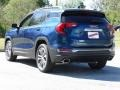 GMC Terrain SLT Blue Emerald Metallic photo #7