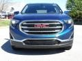 GMC Terrain SLT Blue Emerald Metallic photo #23