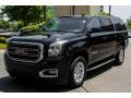 GMC Yukon XL SLT 4WD Onyx Black photo #3