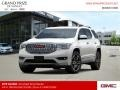 GMC Acadia Denali AWD White Frost Tricoat photo #1