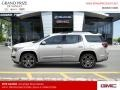 GMC Acadia Denali AWD White Frost Tricoat photo #2