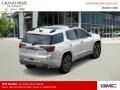 GMC Acadia Denali AWD White Frost Tricoat photo #3
