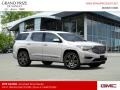 GMC Acadia Denali AWD White Frost Tricoat photo #4