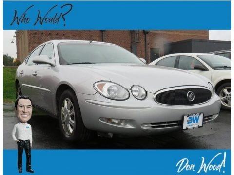 Sterling Silver Metallic 2005 Buick LaCrosse CX