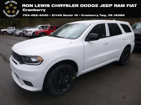 White Knuckle 2019 Dodge Durango GT AWD