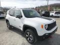 Jeep Renegade Trailhawk 4x4 Alpine White photo #7