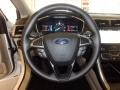 Ford Fusion Hybrid SE White Platinum photo #14