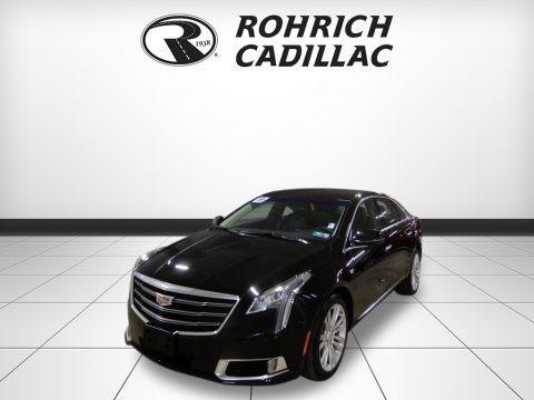 Black Raven 2019 Cadillac XTS Luxury