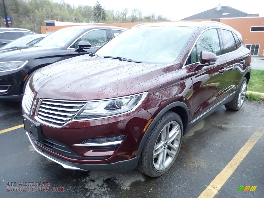 2017 MKC Reserve AWD - Burgundy Velvet / Cappuccino photo #1
