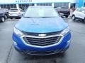 Chevrolet Equinox LS AWD Kinetic Blue Metallic photo #9