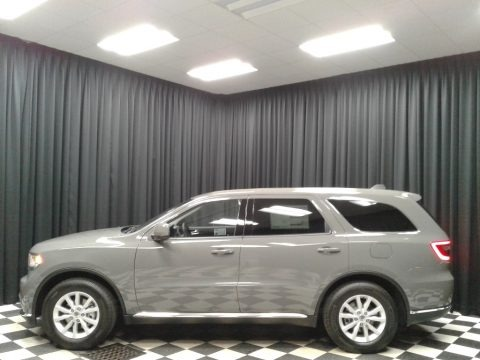 Destroyer Gray 2019 Dodge Durango SXT