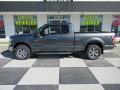 Ford F150 XLT SuperCab 4x4 Magnetic photo #1