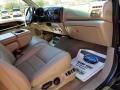 Ford F250 Super Duty Lariat Crew Cab 4x4 Arizona Beige Metallic photo #26